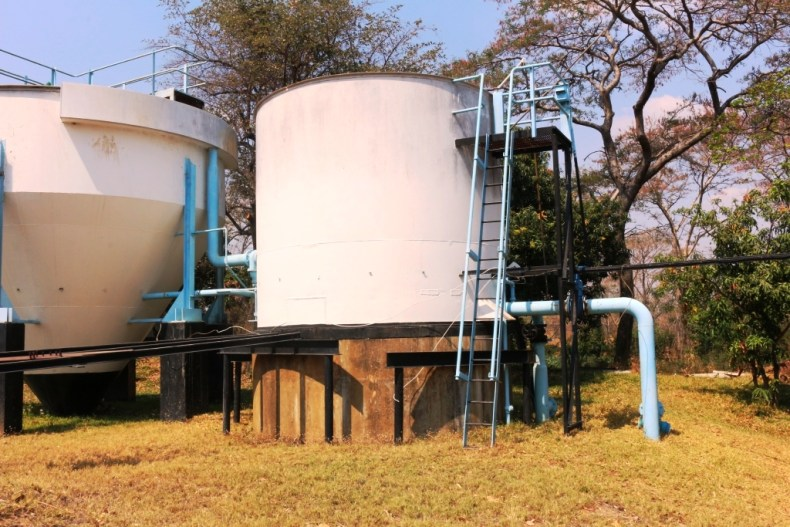 Madziva Water Supply Station before commencement of works (11)