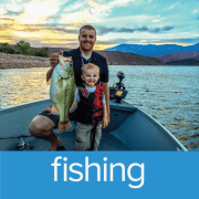Things to do in zion national park zion activities for Utah fish finder