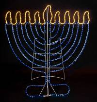 Inflatable Outdoor Hanukkah Decorations  Oh Decor Curtain