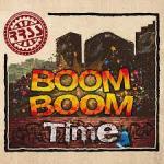 """RRSS lanza su PRIMER  EP """"Boom Boom Time"""""""