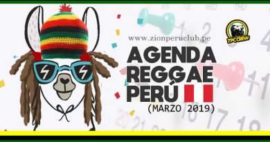 Conciertos y mucho  Reggae Peruano – MARZO