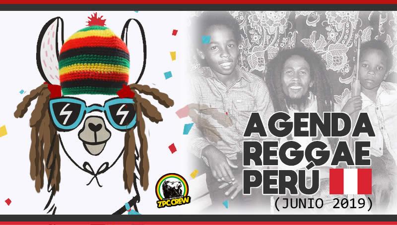 REGGAE PERUANO