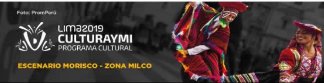 Escenario Morisco  - Lima 2019