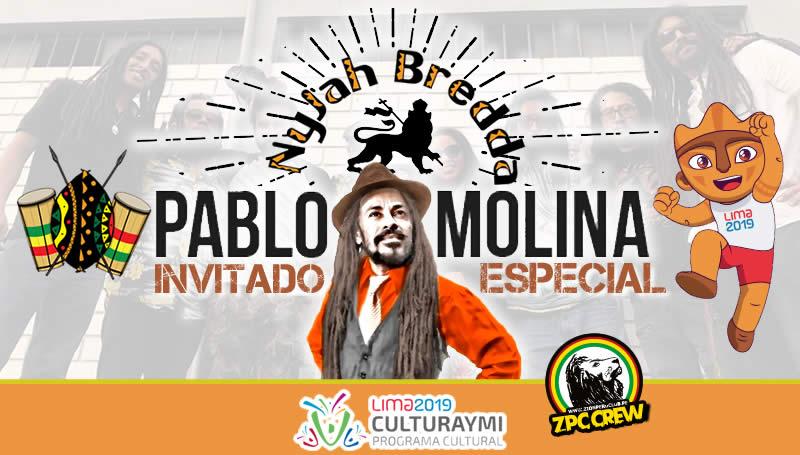 PABLO MOLINA EN LIMA