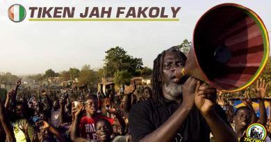 Tiken Jah Fakoly revela el verdadero espíritu del reggae
