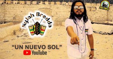 UN NUEVO SOL el nuevo video clip de NYJAH BREDDA