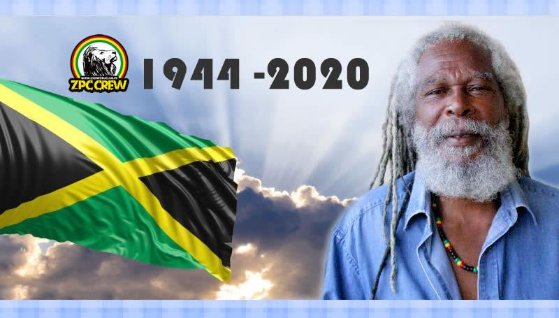 Bob Andy falleció este 2020 a causa del cáncer.