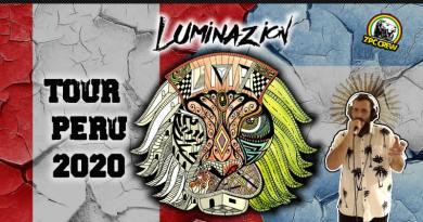 LUMINAZION TOUR PERU 2020