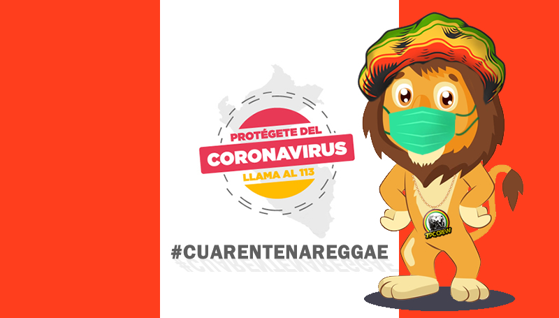 REGGAE PERUANO CUARENTENA