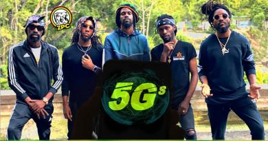"""LOS """"5Gs"""" RASTAFARIS desde JAMAICA"""