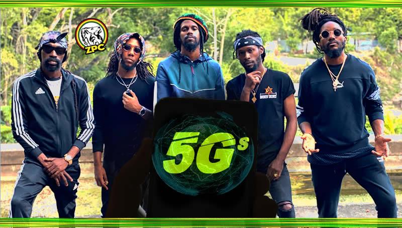 5Gs JAMAICA