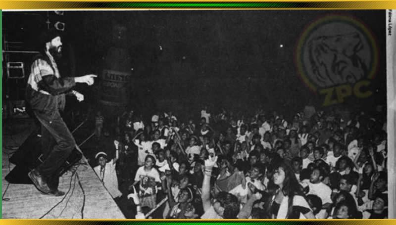 POCHI MARAMBIO HISTORIA del reggae peruano