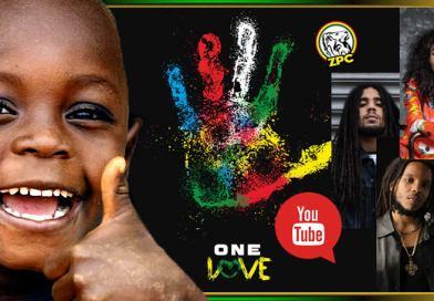 La familia Marley relanza ONE LOVE junto a UNICEF