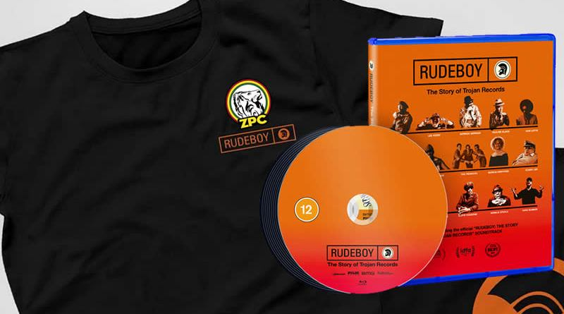TROJAN RECORDS DVD