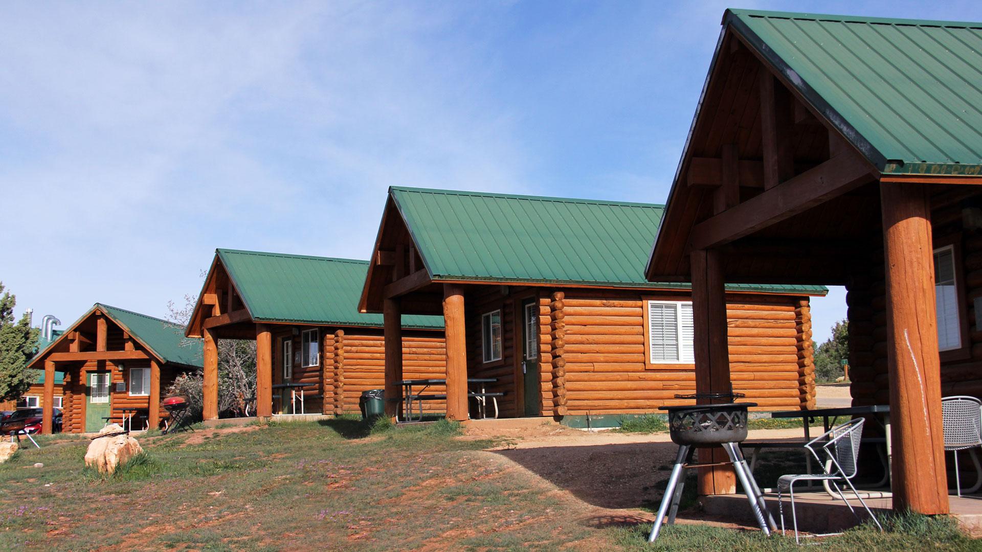 Zion National Park Cabins  Cowboy Cabins  Zion Ponderosa