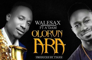 Olorun Ara by Walesax and A'dam