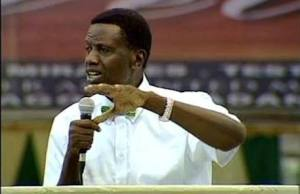 Pastor e.a Adeboye emplore Nigerian to vote