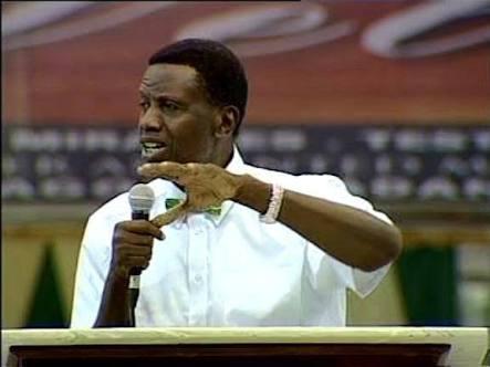 Pastor e.a Adeboye emplore Nigerian to vote