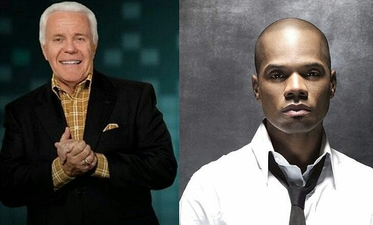 God is not flying that plane-Kirk Franklin on the of jossie requesting for 4th Private Jet