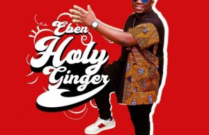 Holy ginger by eben.jpg