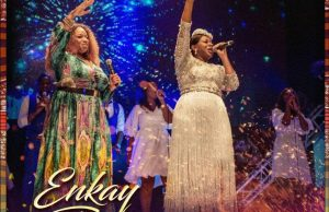 Enkay-and-Kierra-Sheard-Salute..jpg