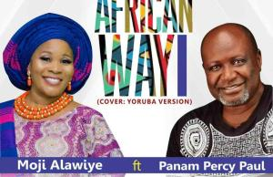 African way-Moji alawiye-&-Panam percy Paul
