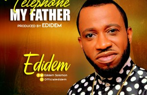 Edidem - Telephone My Father.JPG