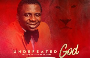 Undefeated God (album) - femi okunuga.jpg