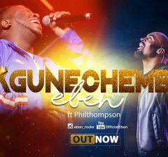 Agunechemba-eben featuring phil thompson