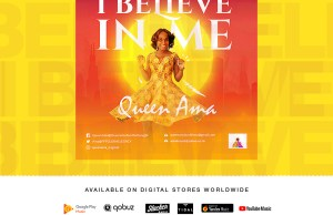 I believe in me by Queen Ama.