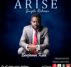 DOWNLOAD Music: Benjamin Kusi - Arise
