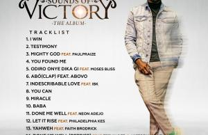 (album)-sound of victory by Dr Tj