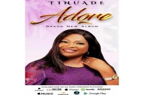 [Music Album]: Tinuade - Adore