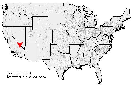 ZIP code Fort Irwin California