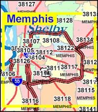 Shelby County Tn Zip Code Map   Car Interior Design