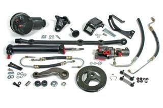 C3 Corvette Power Steering Conversion Kits (1968-1982)