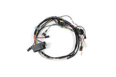 1977E Corvette Auto Engine Wiring Harness (1st Design)