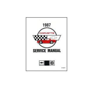 1987 Corvette Parts and Accessories