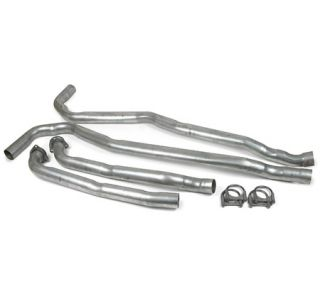 C3 68-74 Corvette Aluminized Exhaust Pipe Sets (1968-1982)
