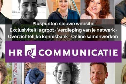 nieuwe site hr communicatie