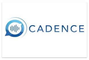 Cadence Logo Framed