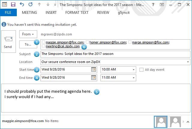How To Setup A Conference Room Calendar In Outlook