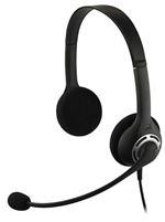 VXi Envoy Office 2031U Stereo USB Headset for UC 150px