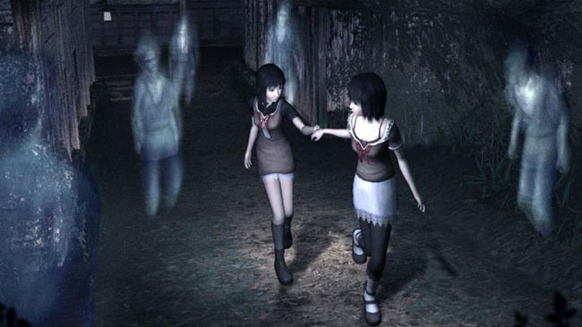 Image result for Fatal Frame: Mask of the Lunar Eclipse
