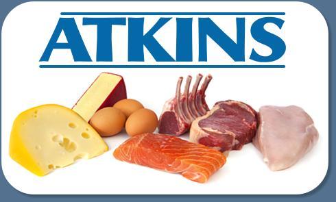 atkins diet plan