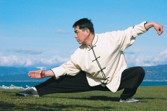 tai chi exercise