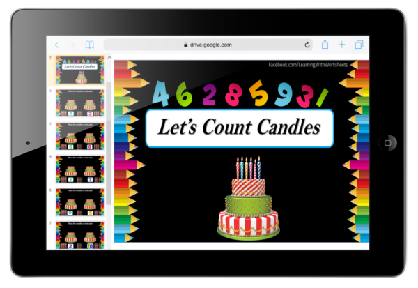 Free Number Counting