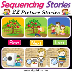 Sequencing Stories with Picture