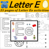 Letter of the week E