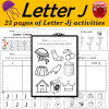 Letter of the Week J